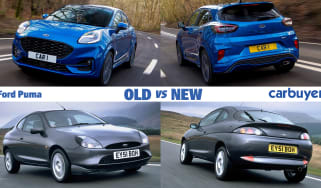 Ford Puma old vs new header image