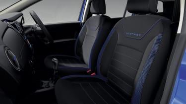 Dacia MCV Logan Stepway SE Twenty  - front seats