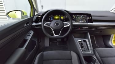 2020 Volkswagen Golf - cabin and dashboard