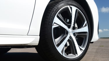 The GT-Line trim also gets a sporty body styling kit and larger alloy wheels
