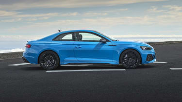 2020 Audi RS5 Coupe - side view static