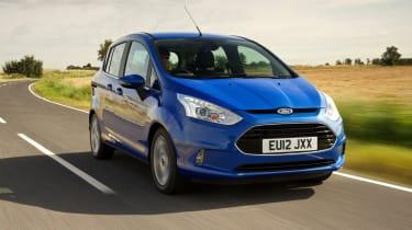 Its main rivals include the Vauxhall Meriva, Kia Venga, Honda Jazz, Nissan Note and Hyundai ix20