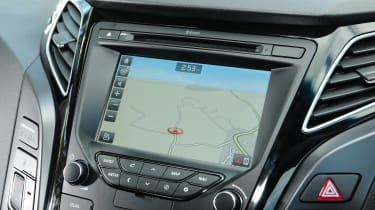 Sat nav is standard on SE Nav trim and above