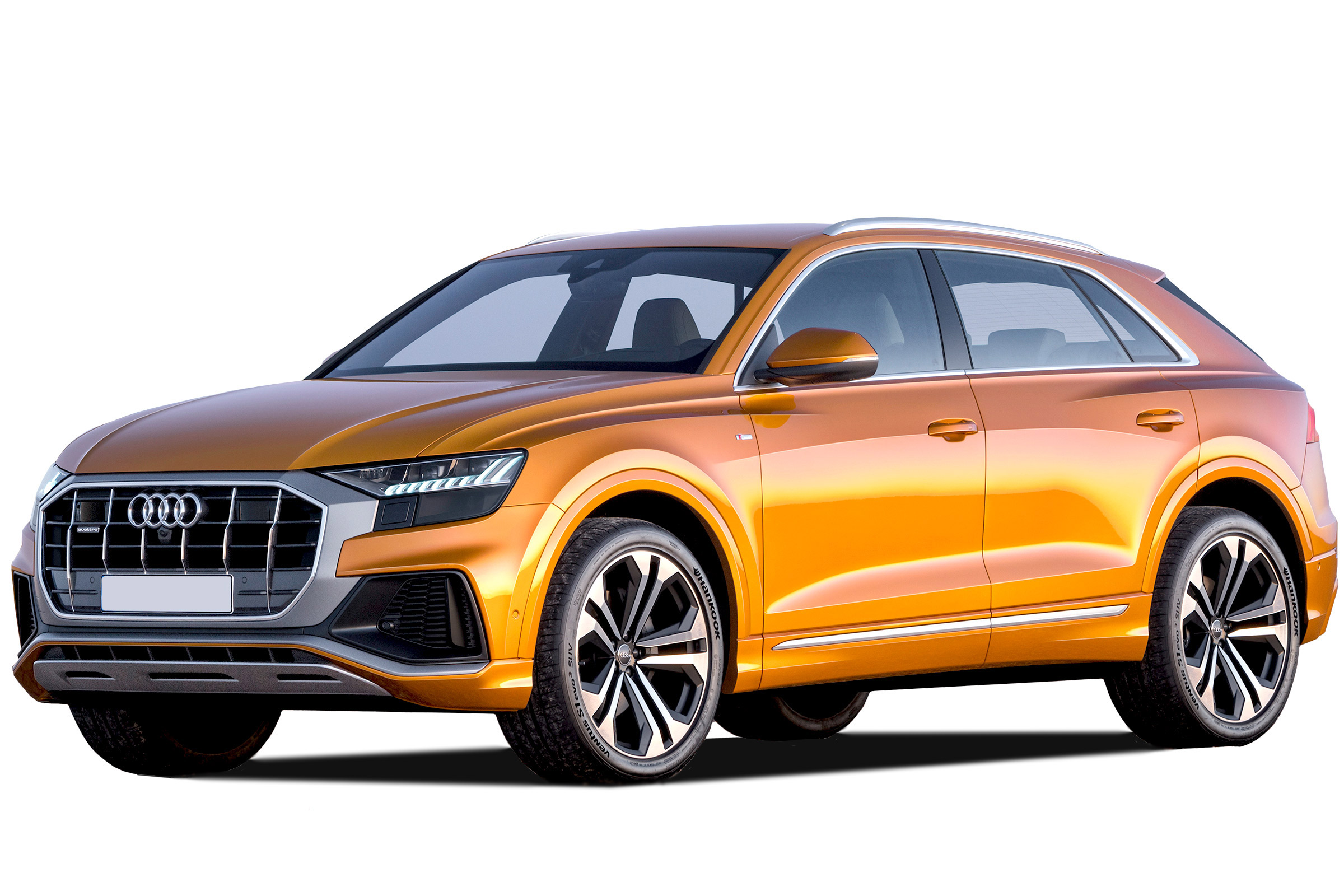 Audi Q8 Suv Practicality Boot Space 2020 Review Carbuyer
