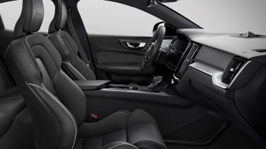 Volvo S60 R-Design seats