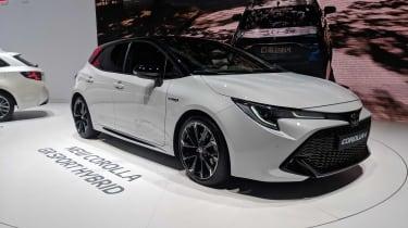 Toyota Corolla GR Sport - Geneva