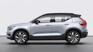 Volvo XC40 Recharge profile