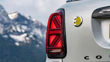 Facelifted 2020 MINI Countryman Cooper SE - rear badges