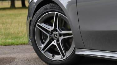 Mercedes A-Class saloon alloy wheels