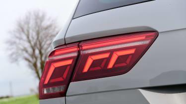 VW Tiguan tail-light