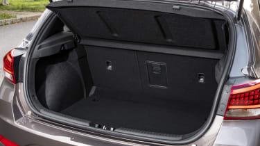 2021 Hyundai i30 boot