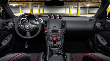 Nissan 370Z 50th Anniversary Edition - interior