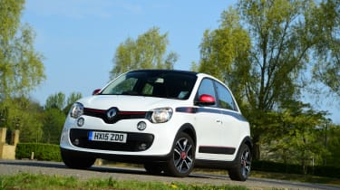 The Renault Twingo is a city car with a difference, courtesy of its rear-wheel drive chassis