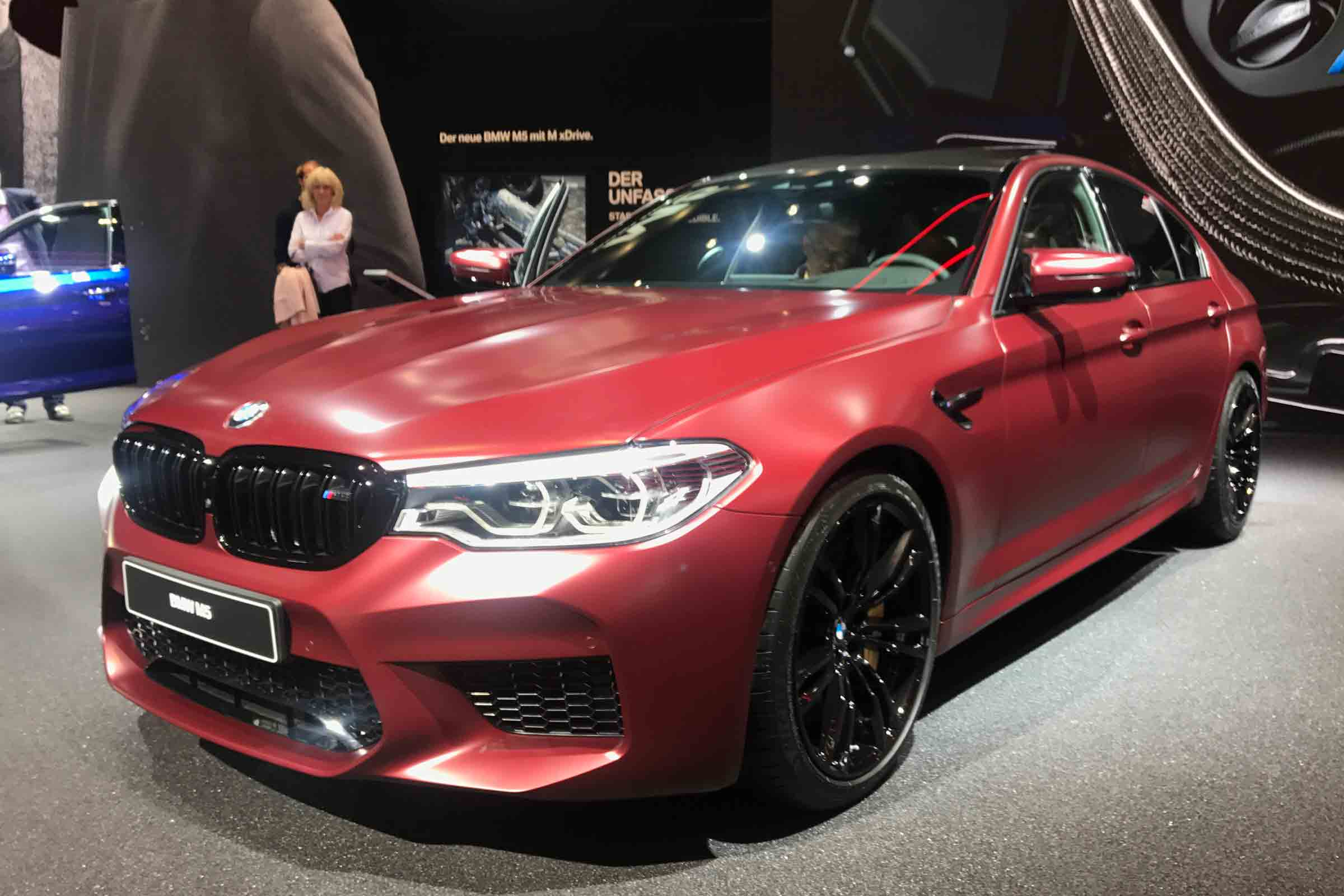 New BMW M5: prices, performance, specs, release date ...
