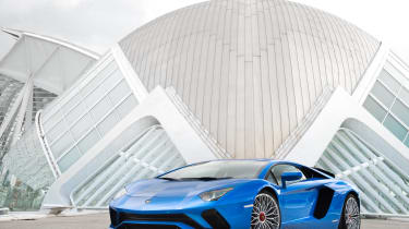 When it comes to pure shock and awe, Lamborghini styling has always been hard to beat