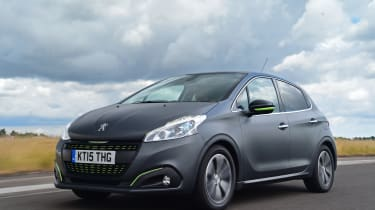In non-GTi form, it's not quite as much fun as a Ford Fiesta, placing more of an emphasis on comfort
