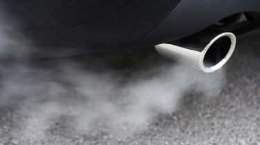 SCR is used to clean up diesel emissions