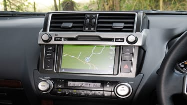 Toyota's Touch 2 infotainment system is easy to use