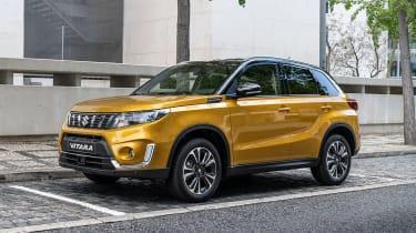 2018 Suzuki Vitara front