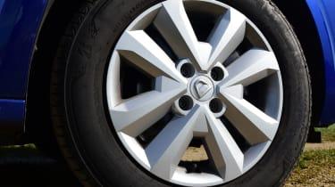 2021 Dacia Sandero hatchback - front wheel