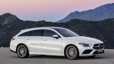 2019 Mercedes CLA Shooting Brake revealed