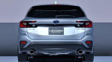 2020 Subaru Levorg - rear end