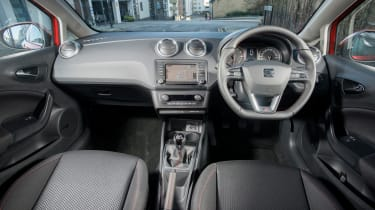 It also bristles with technology, including a brilliant and well-priced sat-nav