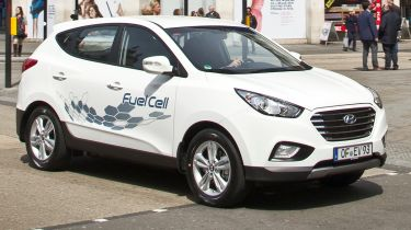 hyundai ix35 fuel cell suv 2013