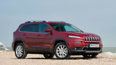 Jeep has engineered the Cherokee to be a comfortable car that performs well off-road.