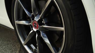 Mazda MX-5 100th Anniversary alloy wheel