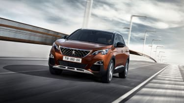 Fuel economy is set to be impressive for the new Peugeot 3008