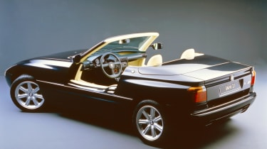 The BMW Z1 was both revolutionary and conventional