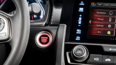 The new model brings considerable technology increases over the outgoing car.