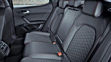 2020 SEAT Leon - rear seats