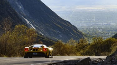 If you have the space in which to properly use it, though, the Ford GT delivers thrills that few cars can equal.