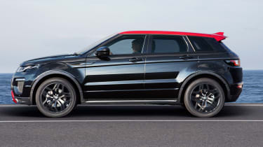 More than 520,000 have found homes since the Evoque first went on sale in 2011