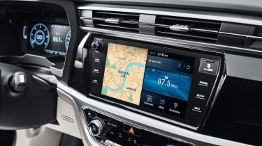 2019 Ssangyong Korando SUV - infotainment