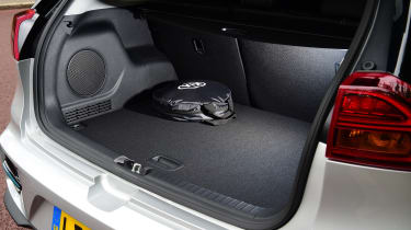 Kia e-Niro - boot space