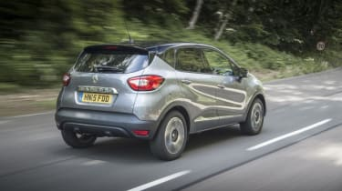 The Captur has a strong range of petrol and diesel engines