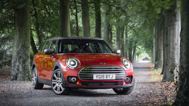 2019 MINI Clubman - Front offside 3/4 static view
