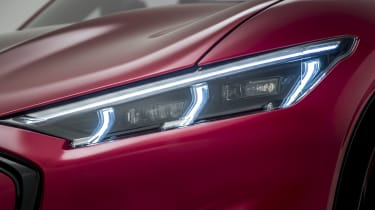 Ford Mustang Mach-E headlight