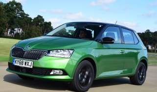 Skoda Fabia Best Buy cutout
