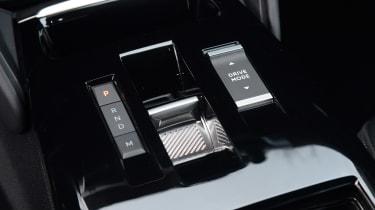 Citroen C4 hatchback centre console