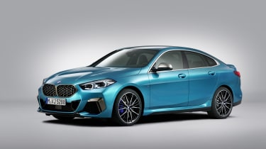 2020 BMW 2 Series Gran Coupe M235i xDrive - front 3/4 view