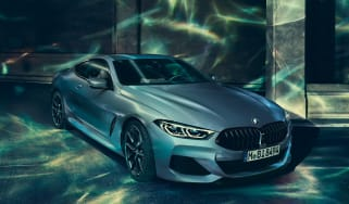 bmw M850i xdrive first edition front