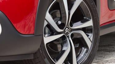Citroen C3 hatchback alloy wheels