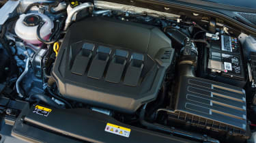 Volkswagen Arteon Shooting Brake estate engine bay