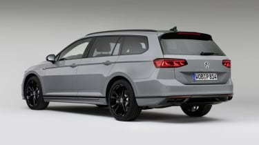 VW Passat Estate R-Line Edition rear