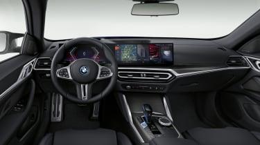 2021 BMW i4 M50 - interior