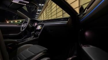 Volkswagen Arteon R-Line Edition interior - dark